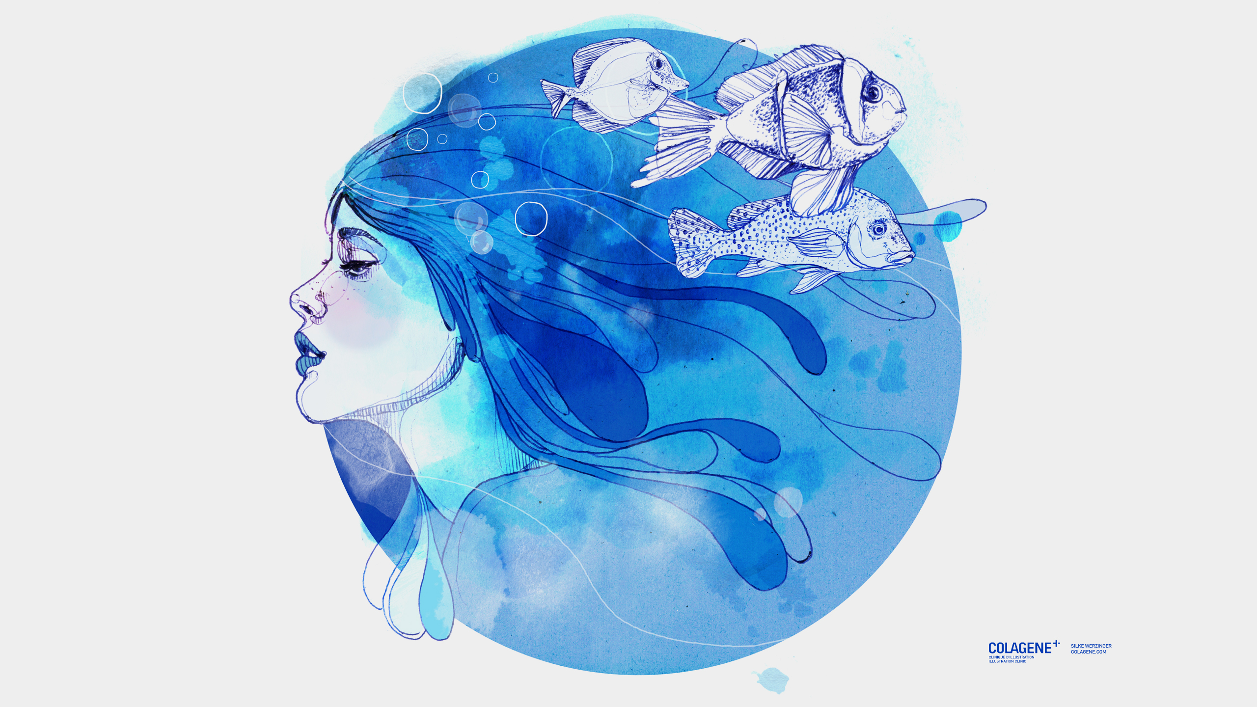 Colagene Creative Clinic News Pisces Wallpaper To Download By